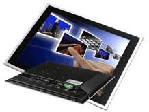Industrie Touch Panel PC Exclusive Line