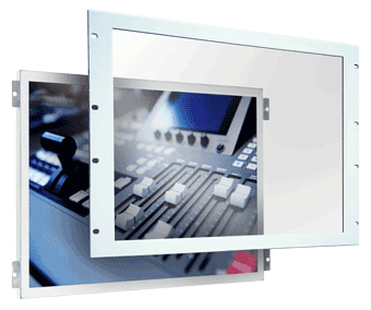 Chassis Industriemonitor